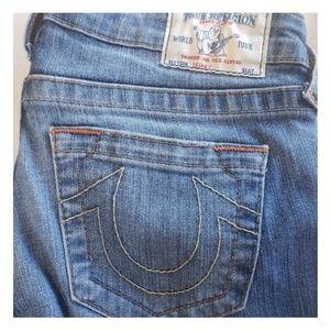 True Religion Skinny Jeans
